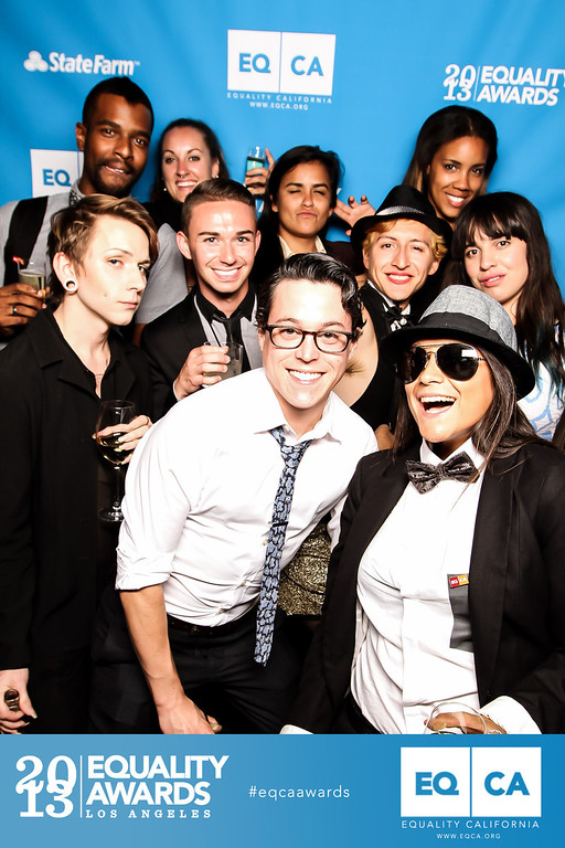 EQCA Equality Awards 2013 - Los Angeles