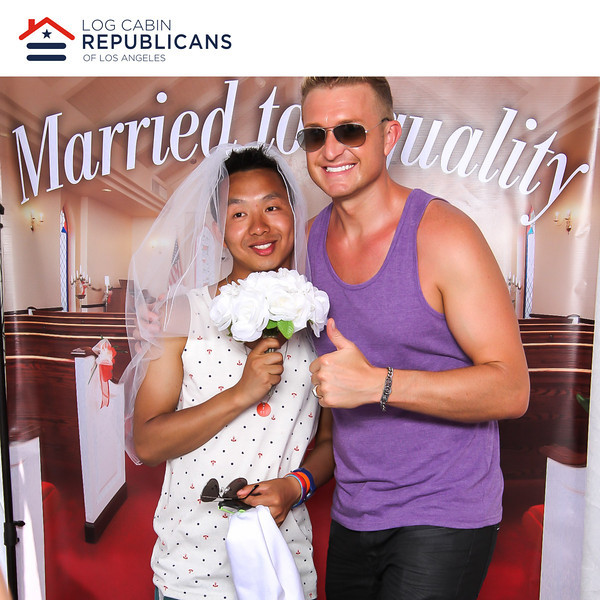 Log Cabin Republicans at LA Pride Sunday
