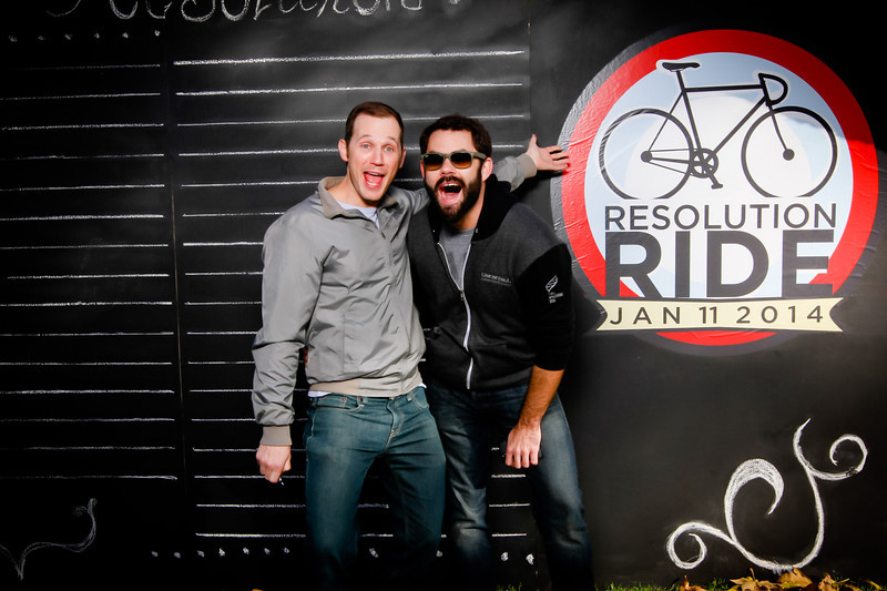 Resolution Ride 2014